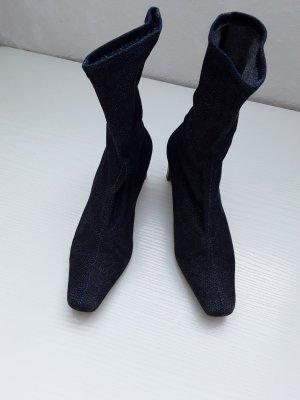 Jeans Stiefeletten