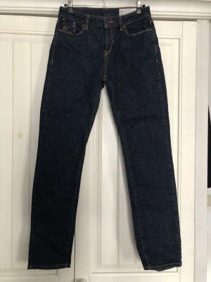 Jeans straight leg, Esprit Jeans dunkelblau, Classic Jeans