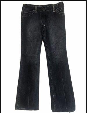 Jeans Strass Glitzer Gr 170 NEU