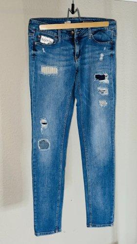 Jeans, Strass, Tommy Hilfiger, Hose 28/34