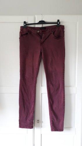 Amisu Stretch Trousers bordeaux