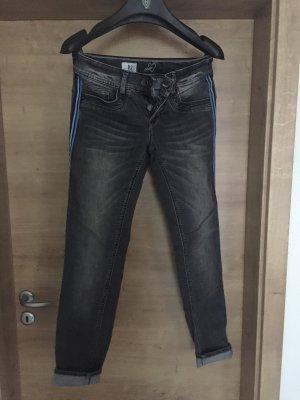 Street One Slim jeans veelkleurig