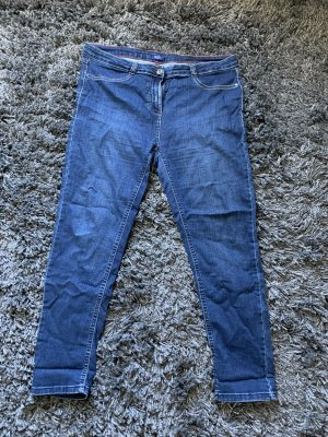 Cecil Tube Jeans blue