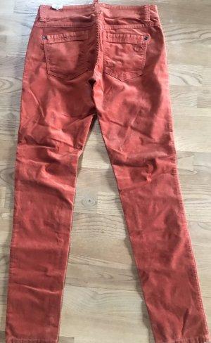 Marc O'Polo Jeans a sigaretta arancione scuro