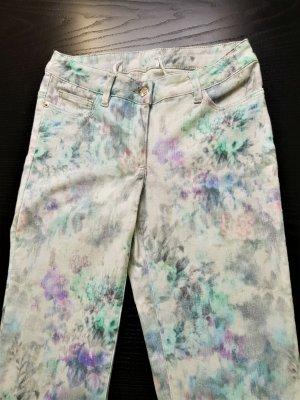 Madeleine Slim Jeans multicolored cotton