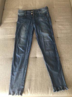Jeans / Stretch / Röhrenjeans / Skinny / Slim