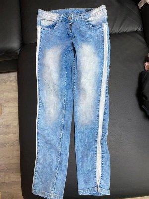 Blue Motion Jeans stretch bleu