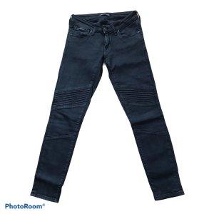 Mavi Jeans da motociclista nero