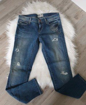 LTB Jeans skinny grigio ardesia