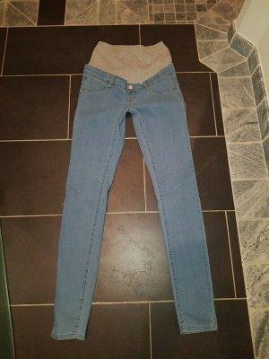 Mama licious Jeans slim fit multicolore