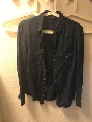 Jeans T-Shirt von Massimo Dutti Gr. L