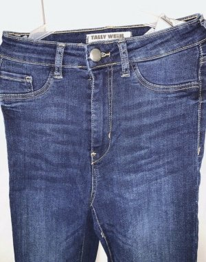 Tally Weijl Jeans taille haute multicolore