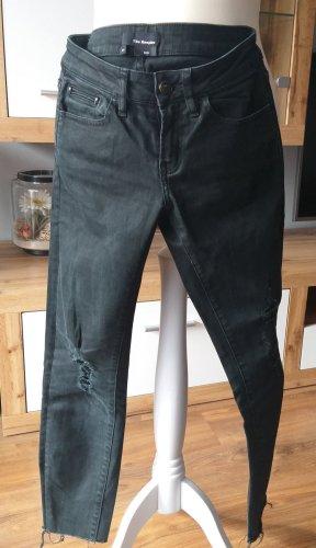 The Kooples Jeansy o obcisłym kroju czarny