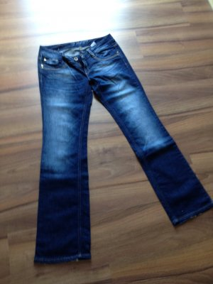 Jeans Tom Tailor in used-Waschung