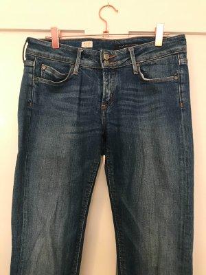 Jeans Tommy Hilfiger dunkelblau Gr. S (28/32)
