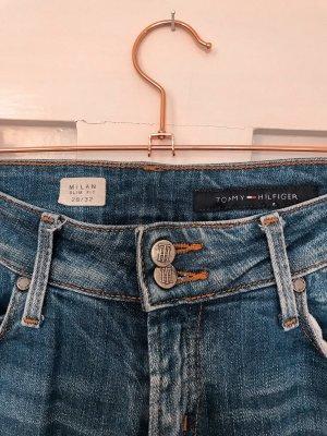 Jeans Tommy Hilfiger dunkelblau Gr. US 28/32
