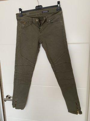 Tommy Hilfiger Jeans skinny gris vert