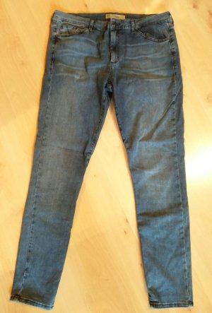 Jeans Topshop Leigh blau hellblau W 32
