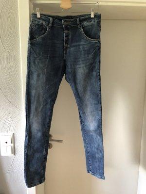 Toxik3 Stretch Jeans blue