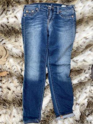True Religion Jeans bootcut bleu acier