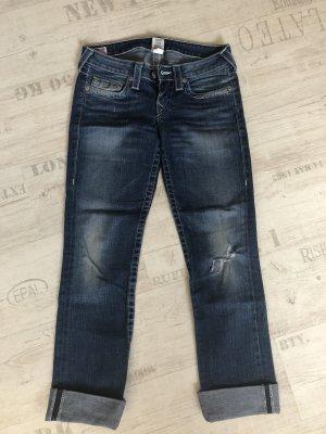True Religion Boot Cut Jeans blue