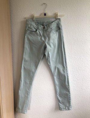Jeans türkis