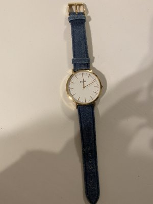 Jeans Uhr