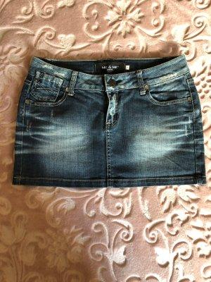 Jeans Ultra Mini Rock