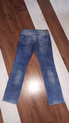 Jeans Used Effect