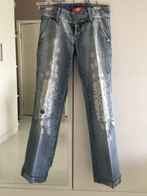 Jeans used look Gr.34 Top-Zustand