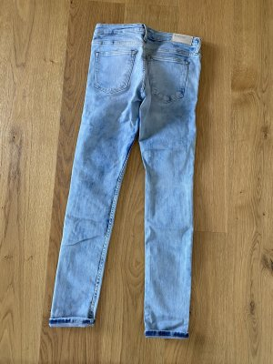 Jeans Used Look von H&M