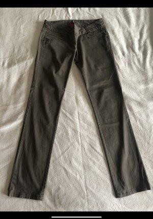 Jeans Vero Moda, dunkelbeige