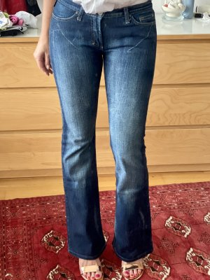 Versace Jeans Couture Boot Cut Jeans blue