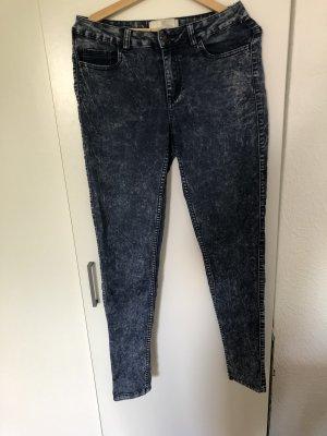 Jeans verwaschen