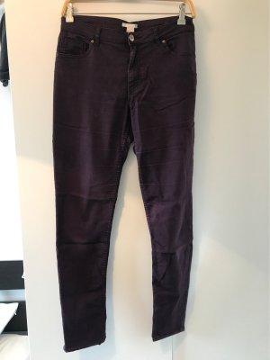 Jeans violett