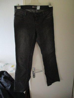 4Wards Low Rise jeans zwart
