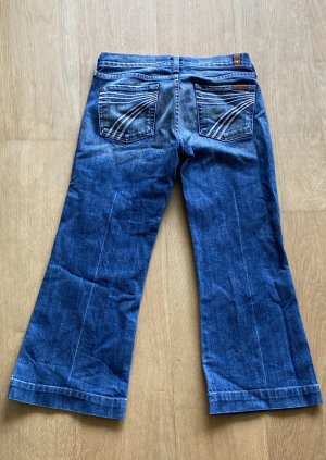 7 For All Mankind Jeans 7/8 multicolore