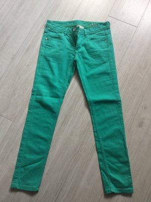 Adidas Peg Top Trousers turquoise-mint