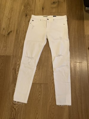 AG Jeans Jeans skinny blanc