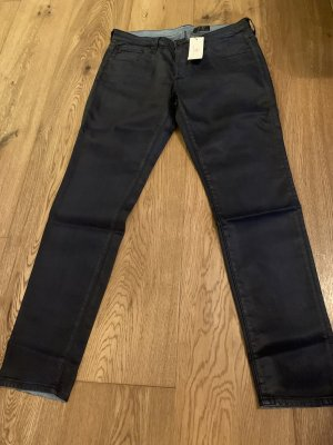 AG Jeans Skinny jeans donkerblauw