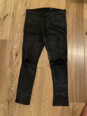 AG Jeans Jeans a sigaretta nero