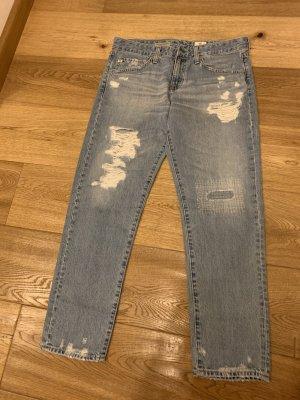 AG Jeans Boyfriend jeans azuur