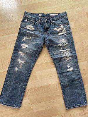 Adriano Goldschmied Jeans boyfriend blu