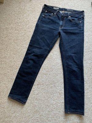 Adriano Goldschmied Skinny Jeans dark blue-blue