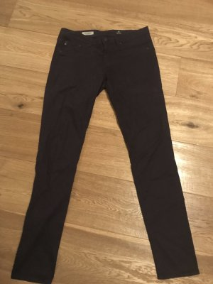 AG Jeans Skinny jeans donkerpaars