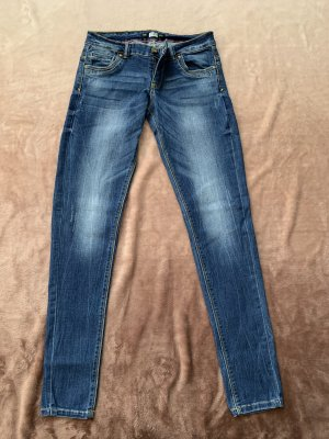 Alcott Low Rise jeans donkerblauw