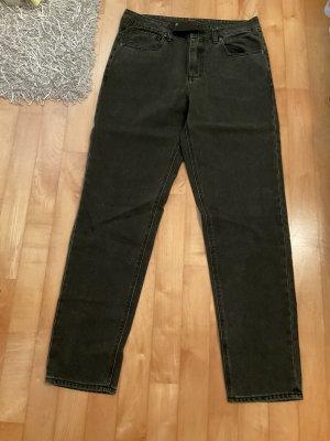 Jeans von Asos in Größe 32/36 in Schwarz/Grau
