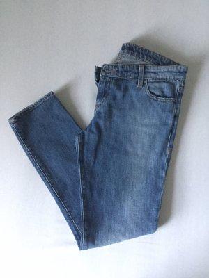 Ba&sh 7/8 Length Jeans blue