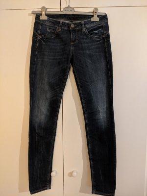 Jeans von Benetton, Größe 27