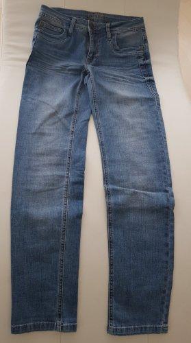 Blue Fire Skinny Jeans slate-gray